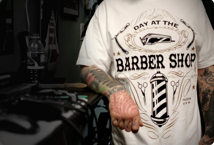 Barber Apparel : Barber Tools for Pinterest